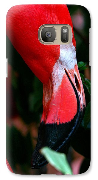 Galaxy Case featuring the photograph A Delicate Shade Of Power by Lon Casler Bixby