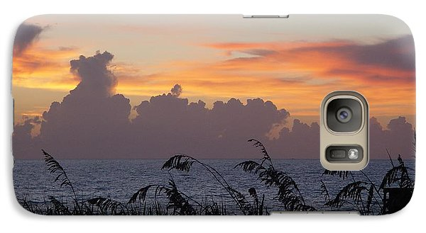 Galaxy Case featuring the photograph A Perfect Morning by Elizabeth Sullivan
