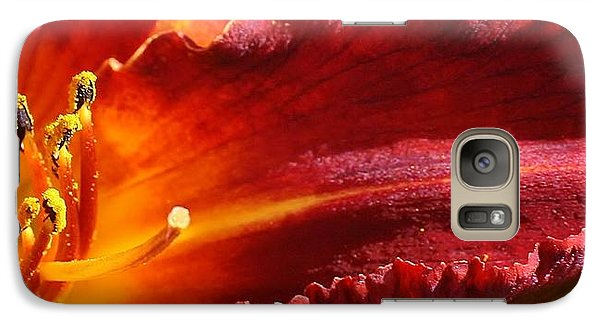 Galaxy Case featuring the photograph A Ray Of Beauty by Bruce Bley