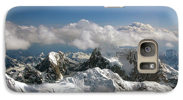 Galaxy Case featuring the photograph Above Mckinley by Kay Lovingood