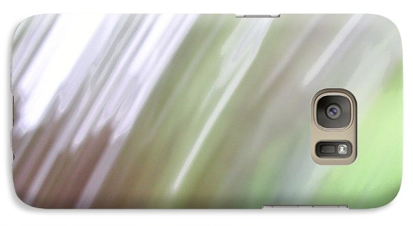 Galaxy Case featuring the photograph Abstracted Air by Ginny Schmidt