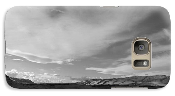 Galaxy Case featuring the photograph Across The Valley by Kathleen Grace
