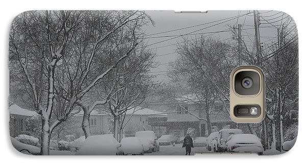 Galaxy Case featuring the photograph After The Storm by Dora Sofia Caputo Photographic Art and Design