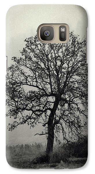 Galaxy Case featuring the photograph Age Old Tree by Steve McKinzie