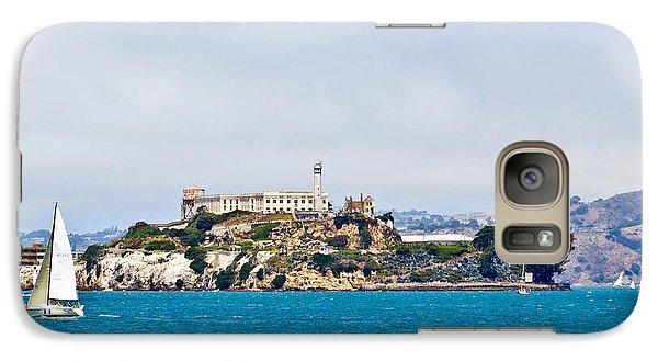 Alcatraz - San Francisco Galaxy S7 Case