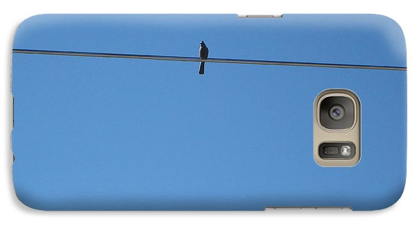 Galaxy Case featuring the photograph Alone At Last by Kume Bryant
