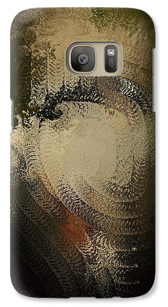 Galaxy Case featuring the painting Angry Monkey by George Pedro