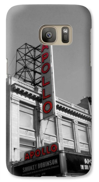 Apollo Theater In Harlem New York No.2 Galaxy S7 Case