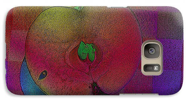 Galaxy Case featuring the photograph Apple Of My Eye by David Pantuso