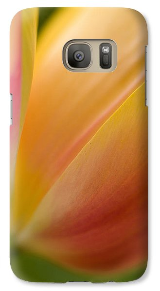 April Grace Galaxy Case by Mike Reid