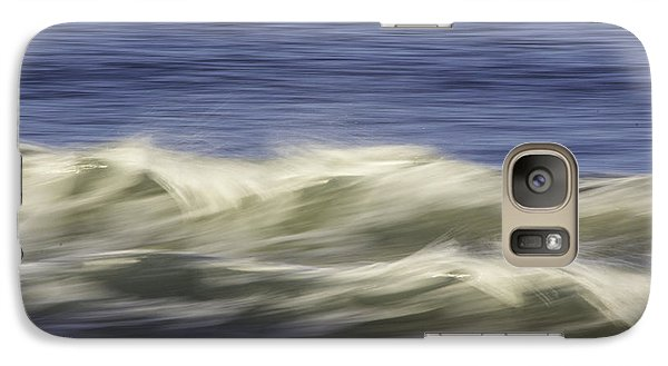 Galaxy Case featuring the photograph Artistic Wave by Betty Denise