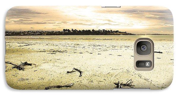 At Caroline Bay Timaru New Zealand Galaxy S7 Case by Nareeta Martin