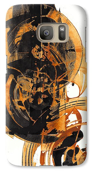 Galaxy Case featuring the painting Austere's Moment O Glory 113.122210 by Kris Haas