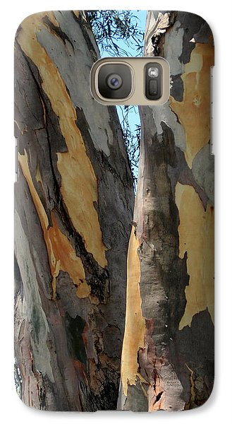 Galaxy Case featuring the photograph Australian Tree by Roberto Gagliardi