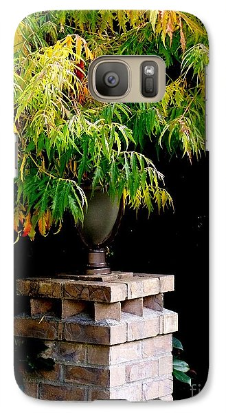 Galaxy Case featuring the photograph Autumn 2 by Tanya  Searcy