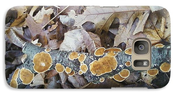 Galaxy Case featuring the photograph Autumns Art 2 by Gerald Strine