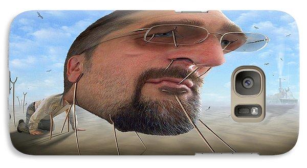 Awake . . A Sad Existence 2 Galaxy S7 Case by Mike McGlothlen