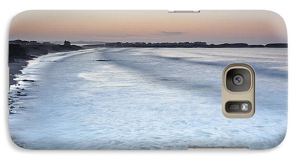 Galaxy Case featuring the photograph Baleal I by Edgar Laureano