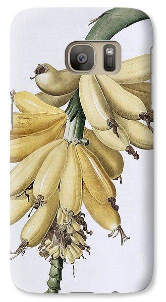 Banana Galaxy S7 Case by Pierre Joseph Redoute