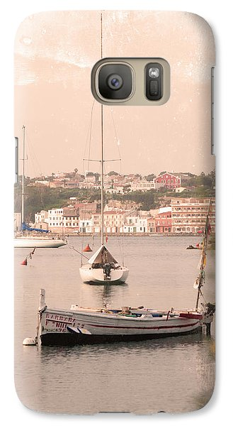 Galaxy Case featuring the photograph Barbara by Pedro Cardona