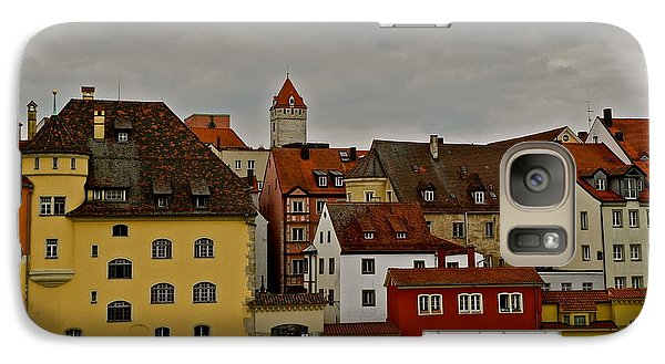 Galaxy Case featuring the photograph Beautiful Regensburg by Kirsten Giving