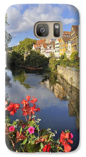 Beautiful Tuebingen In Germany Galaxy S7 Case