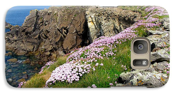 Galaxy Case featuring the photograph Beauty In Kerry by Barbara Walsh