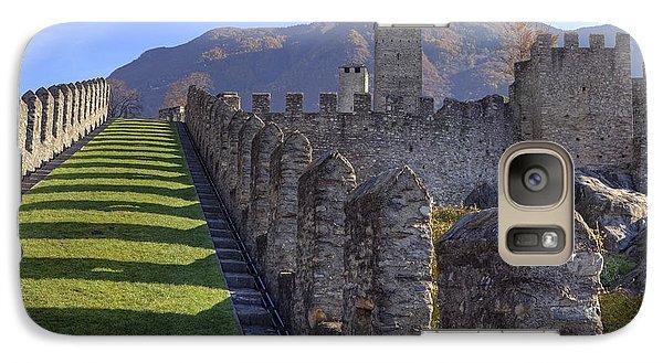 Bellinzona - Castelgrande Galaxy S7 Case by Joana Kruse
