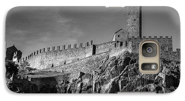 Bellinzona Switzerland Castelgrande Galaxy S7 Case by Joana Kruse