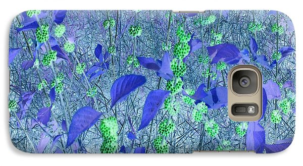 Galaxy Case featuring the photograph Berries In Repose by George Pedro