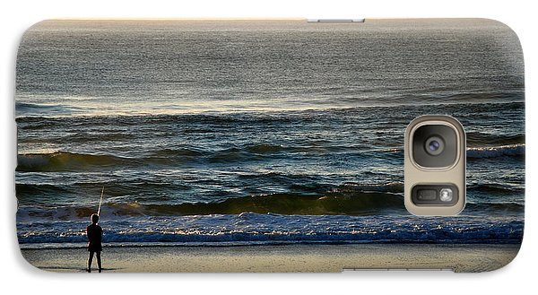 Galaxy Case featuring the photograph Big Ocean  by Eric Tressler