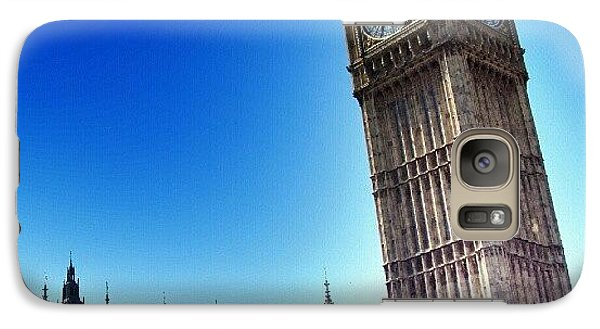 #bigben #uk #england #london2012 Galaxy S7 Case