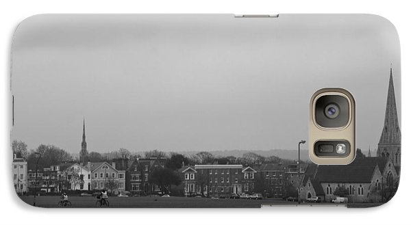 Galaxy Case featuring the photograph Blackheath Village by Maj Seda