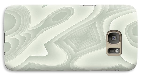 Galaxy Case featuring the digital art Bleezal by Jeff Iverson