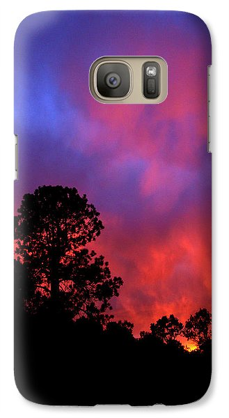 Galaxy Case featuring the photograph Blessings From The Sun by Susanne Still