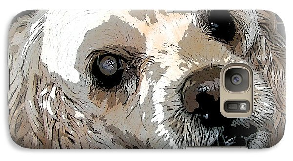 Galaxy Case featuring the photograph Blinded By Love by Pamela Hyde Wilson