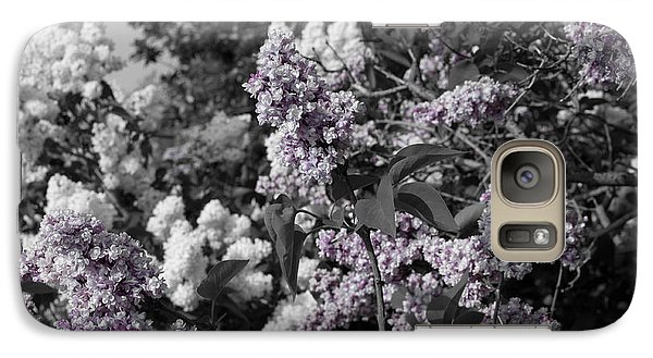 Galaxy Case featuring the photograph Blooms by Colleen Coccia