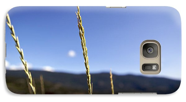 Galaxy Case featuring the photograph Blowing In The Wind by JM Photography