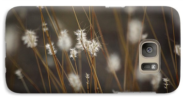 Galaxy Case featuring the photograph Blowing In The Wind by Vicki Pelham