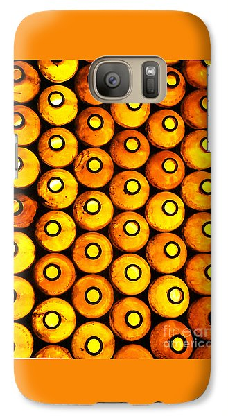 Bottle Pattern Galaxy S7 Case