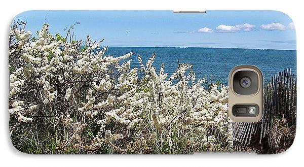 Galaxy Case featuring the photograph Brewster Beach by Robin Regan