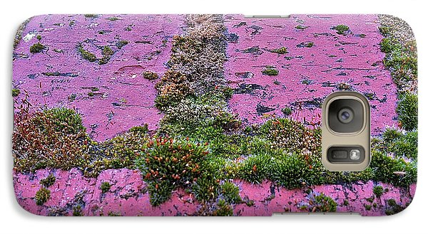 Galaxy Case featuring the photograph Brick Wall by Bill Owen