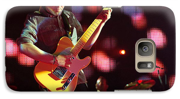 Galaxy Case featuring the photograph Bright Eyes by Jeff Ross