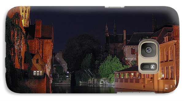 Galaxy Case featuring the photograph Bruges by David Gleeson