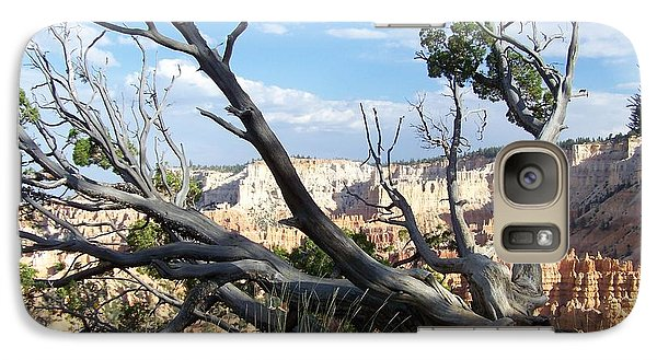 Galaxy Case featuring the photograph Bryce Canyon by Dany Lison