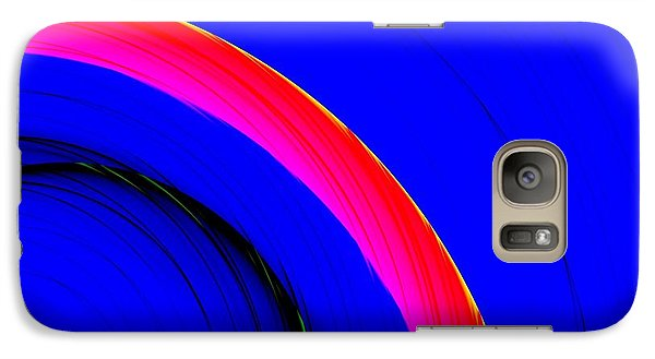 Galaxy Case featuring the digital art Brygos by Jeff Iverson