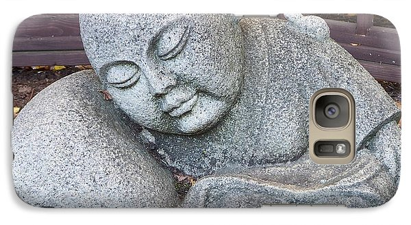 Galaxy Case featuring the photograph Buddha by Chalet Roome-Rigdon
