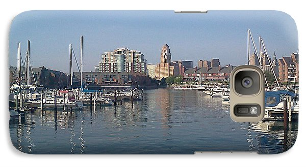 Galaxy Case featuring the photograph Buffalo New York  by Darleen Stry