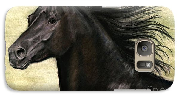 Galaxy Case featuring the painting Cadence by Sheri Gordon