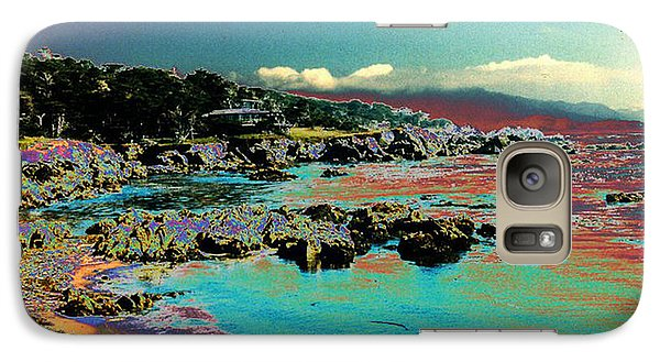 Galaxy Case featuring the photograph California Dreaming by Louis Nugent